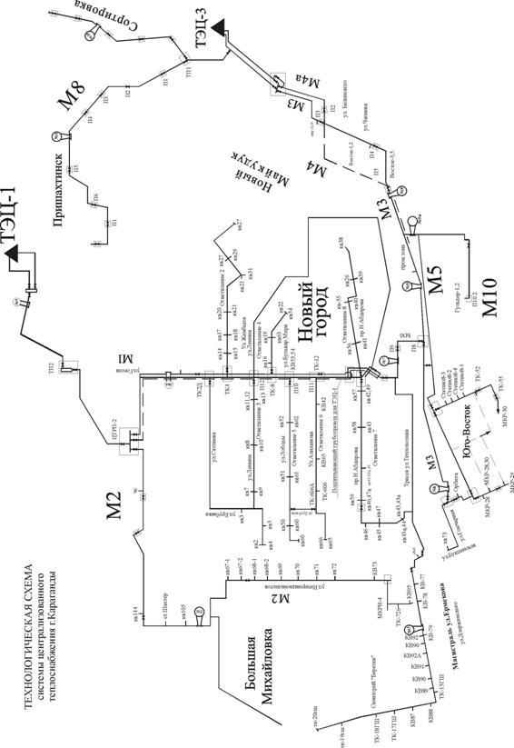 В котельном цехе ТЭЦ – 3